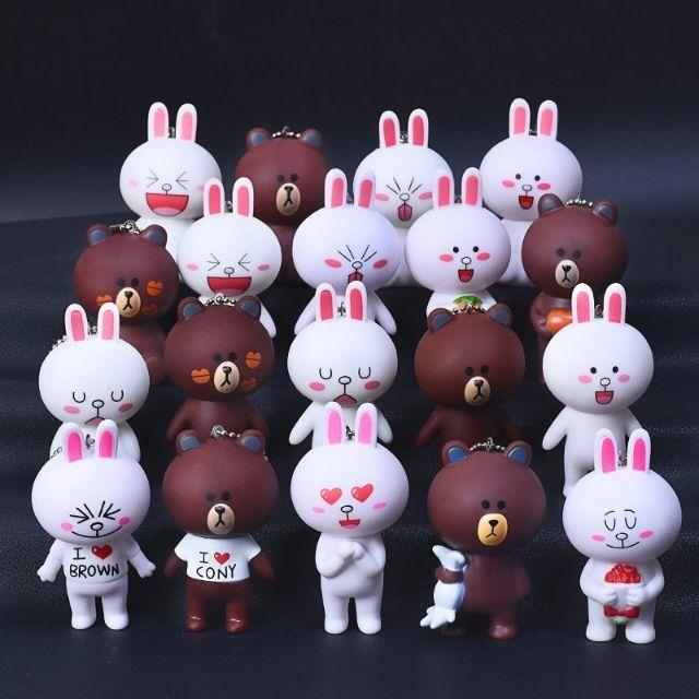 Móc khóa gấu thỏ vịt - 9932678 , 1072514370 , 322_1072514370 , 25000 , Moc-khoa-gau-tho-vit-322_1072514370 , shopee.vn , Móc khóa gấu thỏ vịt