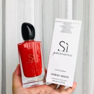 [TESTER] Nước Hoa Nữ Giorgio Armani Sì Passione EDP - Scent of Per thumbnail