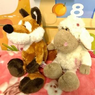 Cặp sói & cừu hàng Nicci
