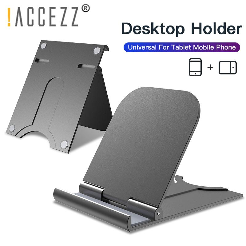 Giá đỡ giữ đứng cho điện thoại di động thiết kế nhỏ gọn có thể điều chỉnh và gấp lại