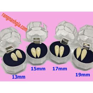 răng nanh-răng khểnh giả cao cấp TẶNG KÈM KEO GẮN