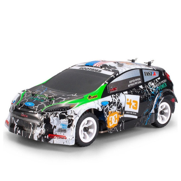 RC Car Wltoys K989 1/28 2.4G 4WD Brushed RC Remote Control Rally Car RTR with Transmitter RC