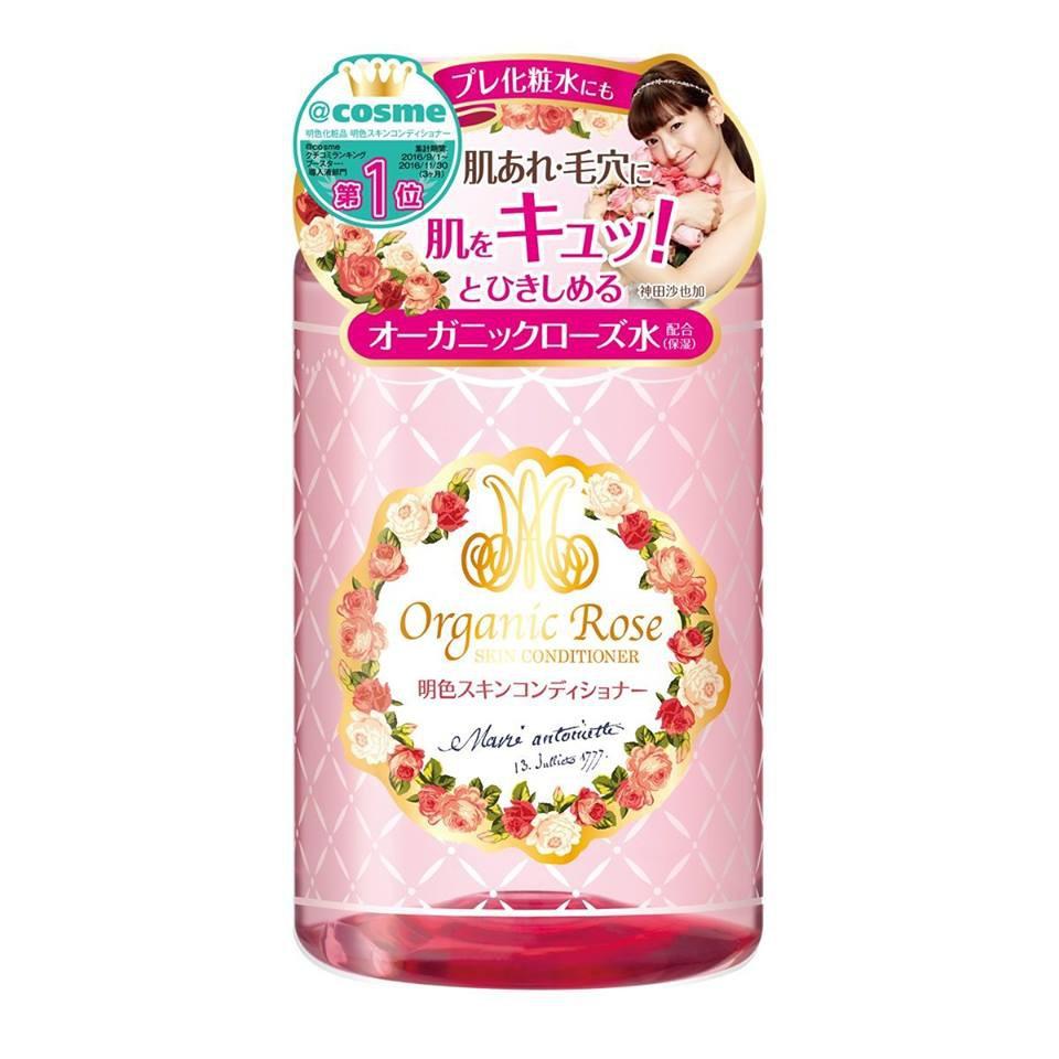 Nước hoa hồng Organic Rose Meishoku Nhật Bản - 2679618 , 629362610 , 322_629362610 , 230000 , Nuoc-hoa-hong-Organic-Rose-Meishoku-Nhat-Ban-322_629362610 , shopee.vn , Nước hoa hồng Organic Rose Meishoku Nhật Bản