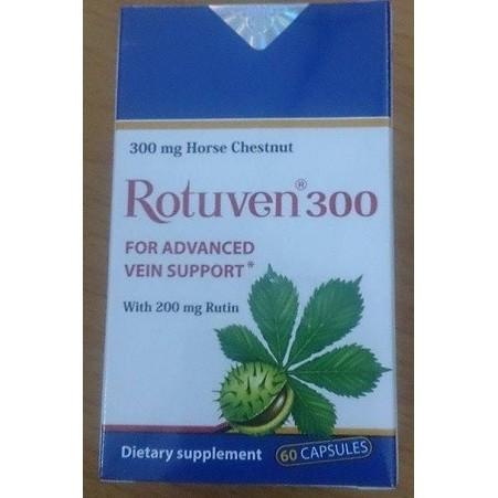 ROTUVEN 300 ( hỗ trợ điều trị suy giãn tĩnh mạch)hộp 60 viên - 2575340 , 67053049 , 322_67053049 , 350000 , ROTUVEN-300-ho-tro-dieu-tri-suy-gian-tinh-machhop-60-vien-322_67053049 , shopee.vn , ROTUVEN 300 ( hỗ trợ điều trị suy giãn tĩnh mạch)hộp 60 viên