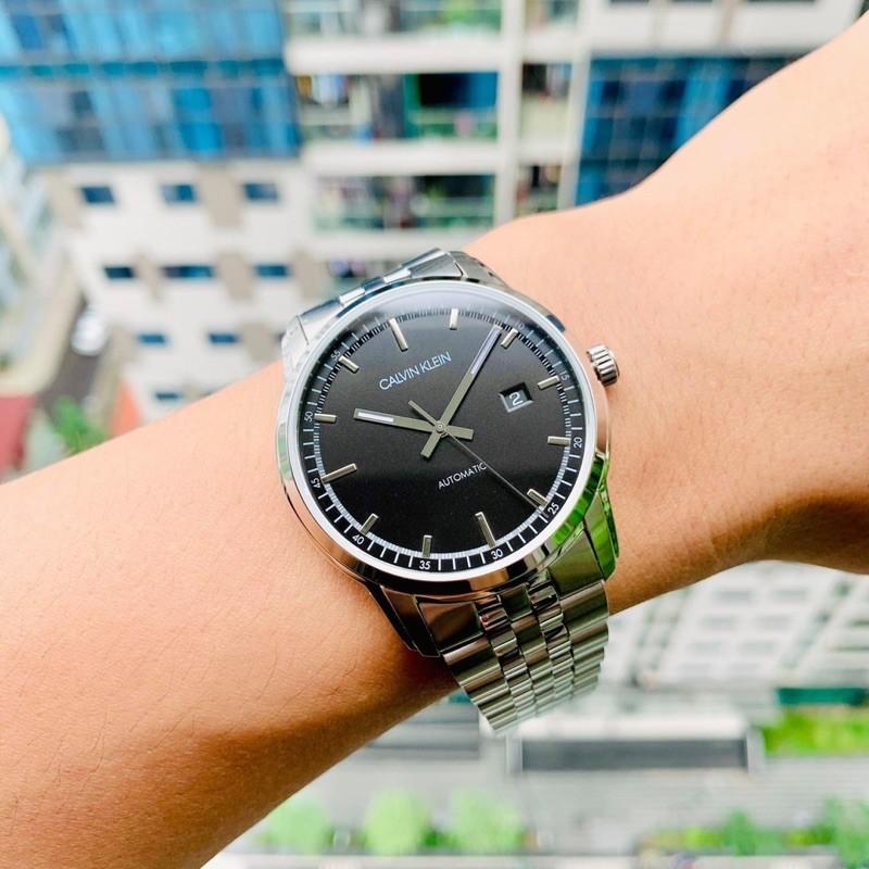 Đồng hồ nam CK Infinite Automatic Black