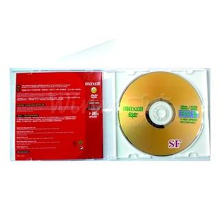 Đĩa Trắng DVD-R Maxcel Full Box thumbnail