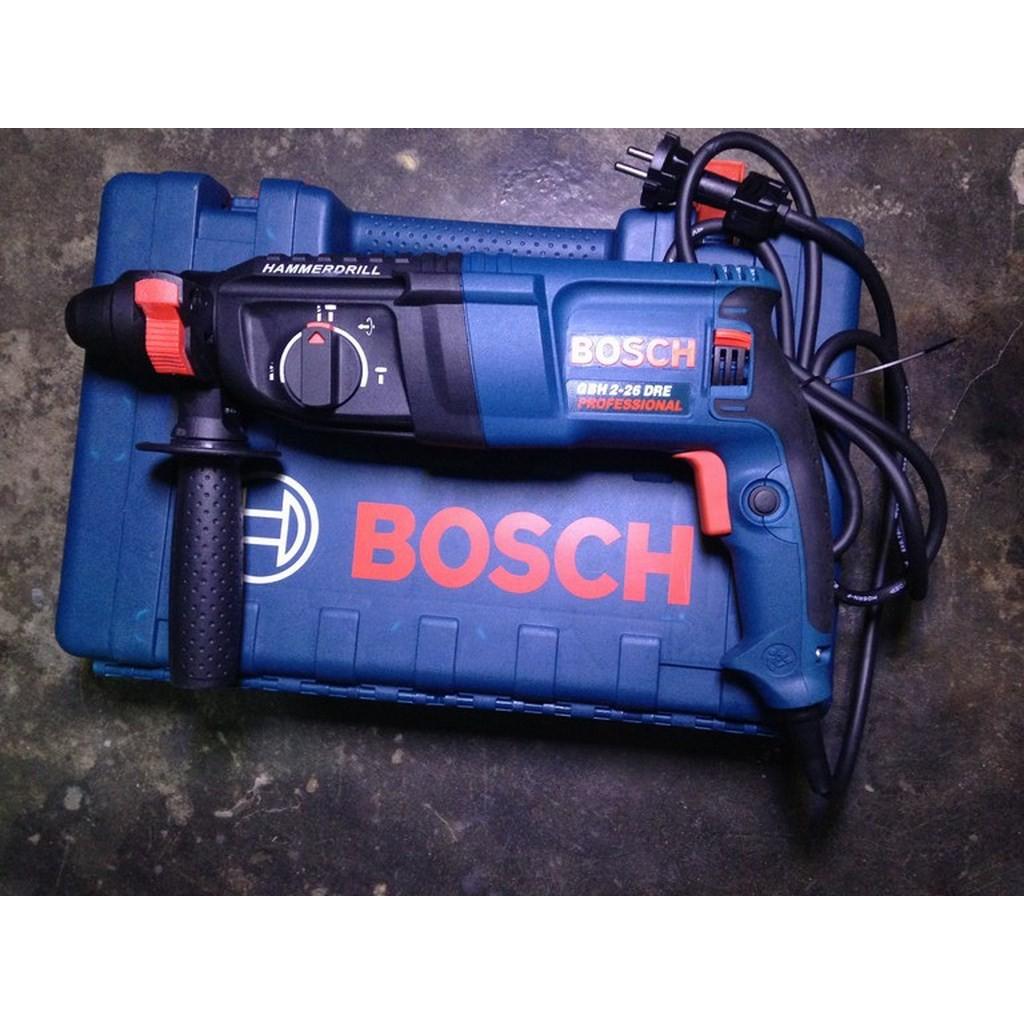 Máy Khoan Bê Tông _Bosch 2-26 _3 Chức Năng