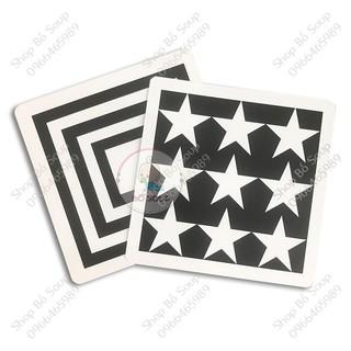 Flashcard cho bé, thẻ học Glenn Doman kích thích thị giác cho trẻ sơ sinh Shop Bố Soup (Thẻ đen trắng) 6