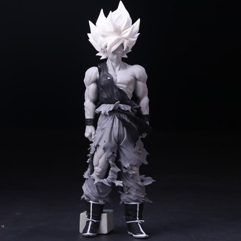 Mô hình Figure Dragon Ball MSP Son Goku 34cm Bản Đen Trắng - 2876044 , 699928085 , 322_699928085 , 445000 , Mo-hinh-Figure-Dragon-Ball-MSP-Son-Goku-34cm-Ban-Den-Trang-322_699928085 , shopee.vn , Mô hình Figure Dragon Ball MSP Son Goku 34cm Bản Đen Trắng