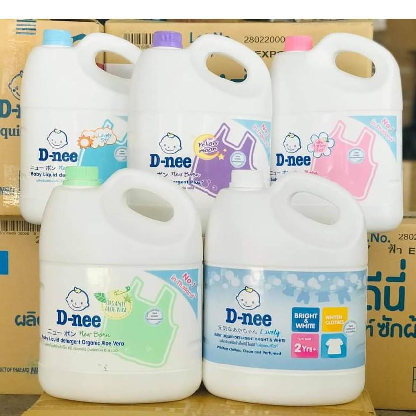 Nước giặt Dnee 3L (tem công ty Đại Thịnh)
