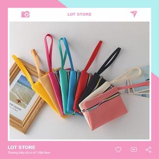 Túi đựng mỹ phẩm du lịch mini cao cấp dễ thương LOT STORE TI19 thumbnail