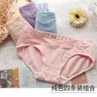 Áo lót bà bầu, quần lót nâng bụng hạ eo khi mang thai, áo lót thoáng khí, cotton tinh khiết