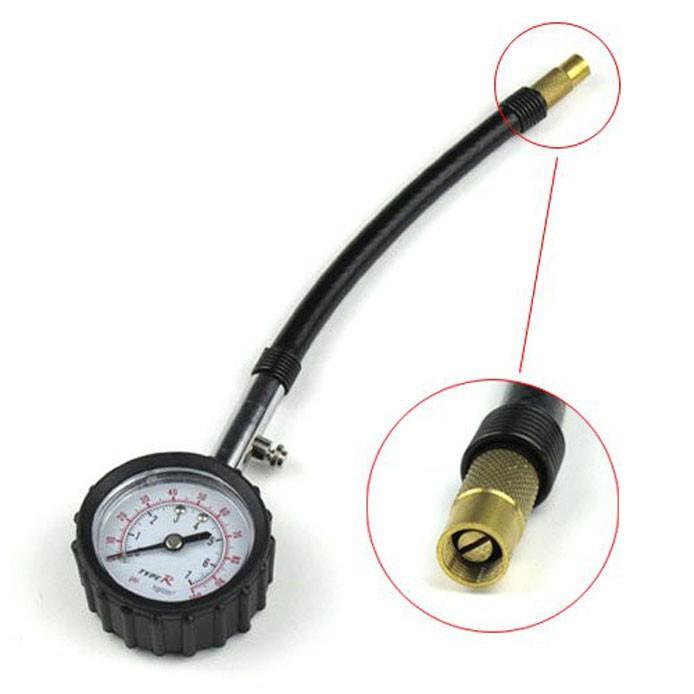 Đồng hồ đo áp suất lốp - loại đồng hồ cơ - Hàng xịn nhập khẩu - Better Car
