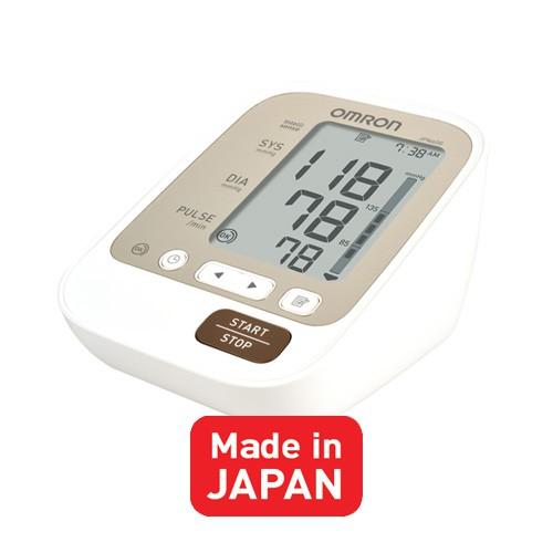 Máy Đo Huyết Áp Bắp Tay Tự Động Omron Jpn600 (Made in Japan)