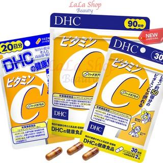 Viên Uống Vitamin C DHC Nhật Bản