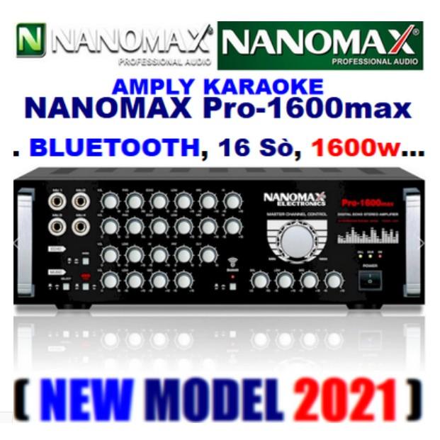 AMPLY NANOMAX Pro-1600 max