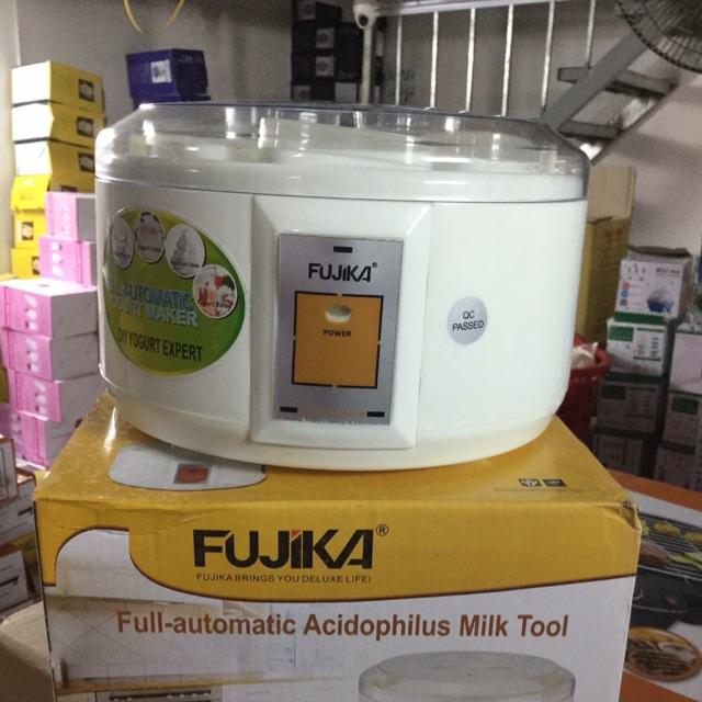 Máy làm sữa chua 6 cốc fujika - 2560106 , 156246429 , 322_156246429 , 130000 , May-lam-sua-chua-6-coc-fujika-322_156246429 , shopee.vn , Máy làm sữa chua 6 cốc fujika