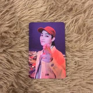 Card JB GOT7.