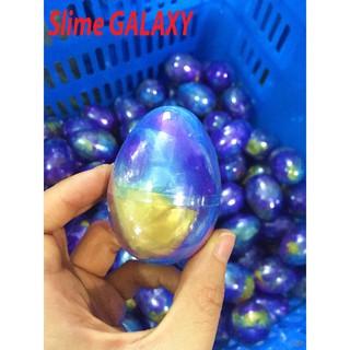 đồ chơi slime lọ tròn màu galaxy mã VOF31 O3980