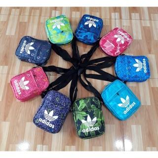 Túi đeo chéo ADIDAS hàng đẹp chọ kiểu dáng và ib