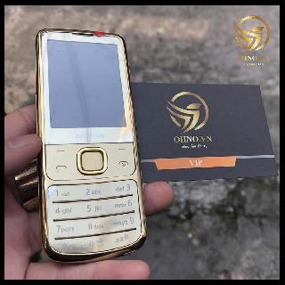 Điện Thoại Phổ Thông Giá Rẻ Nokia 6700 6700c Classic Gold Điện Thoại Đập Đá Cho Người Già - OHNO Việt Nam thumbnail