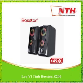 [Mã ELFLASH5 giảm 20K đơn 50K] Loa Vi Tính Bosston Z200