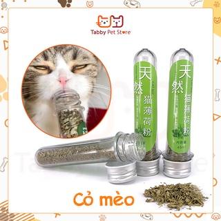 Cỏ mèo bạc hà Canip khô cho mèo Tabby Pet Store thumbnail