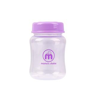 Bình trữ sữa cổ rộng Mama's Choice