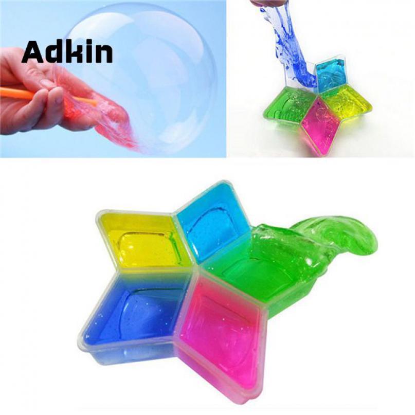 adkin 5 Cái bộ Clay DIY Ma Thuật Kid Plasticine Đồ Chơi