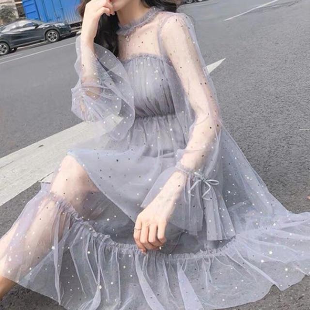 Oder/ váy bánh bèo