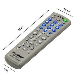 Remote tivi đa năng
