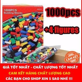 [Giá Rẻ Nhất] ĐỒ CHƠI LEGO XẾP HÌNH 1000 CHI TIẾT CHO BÉ