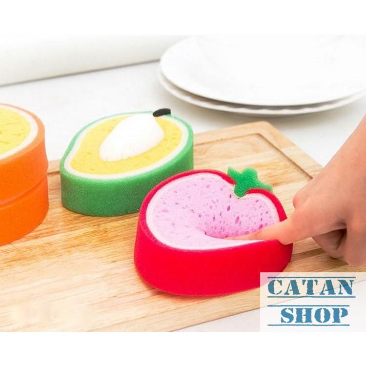 Combo 2 Miếng rửa chén bát, bọt biển rửa chén hình trái cây xinh xắn trong bếp GD03-BBRC-2 ( giao mà - 3304695 , 476122875 , 322_476122875 , 34000 , Combo-2-Mieng-rua-chen-bat-bot-bien-rua-chen-hinh-trai-cay-xinh-xan-trong-bep-GD03-BBRC-2-giao-ma-322_476122875 , shopee.vn , Combo 2 Miếng rửa chén bát, bọt biển rửa chén hình trái cây xinh xắn trong bếp