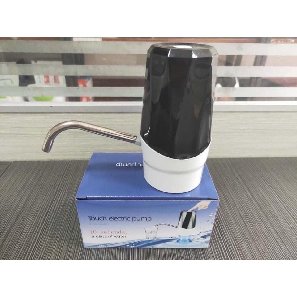 Máy hút nước tự động hút xăng bơm rượu thông minh | Vòi bơm nước điện tử tự động có sạc USB