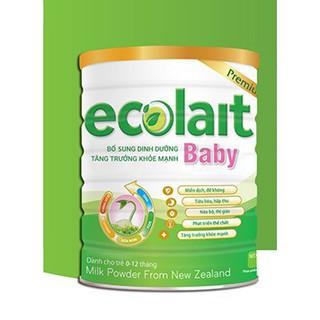 Sữa bột Ecolait Baby 900g(Tăng cường đề kháng, hỗ trợ miễn dịch)_Duchuymilk