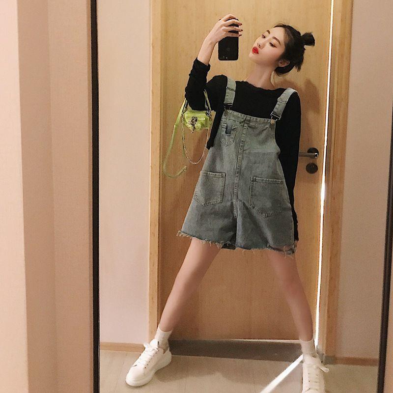 quần short jeans rách thời trang nữ tính