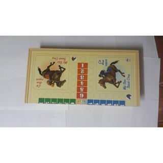 Bộ cá ngựa đồ chơi 30cm x 30cm
