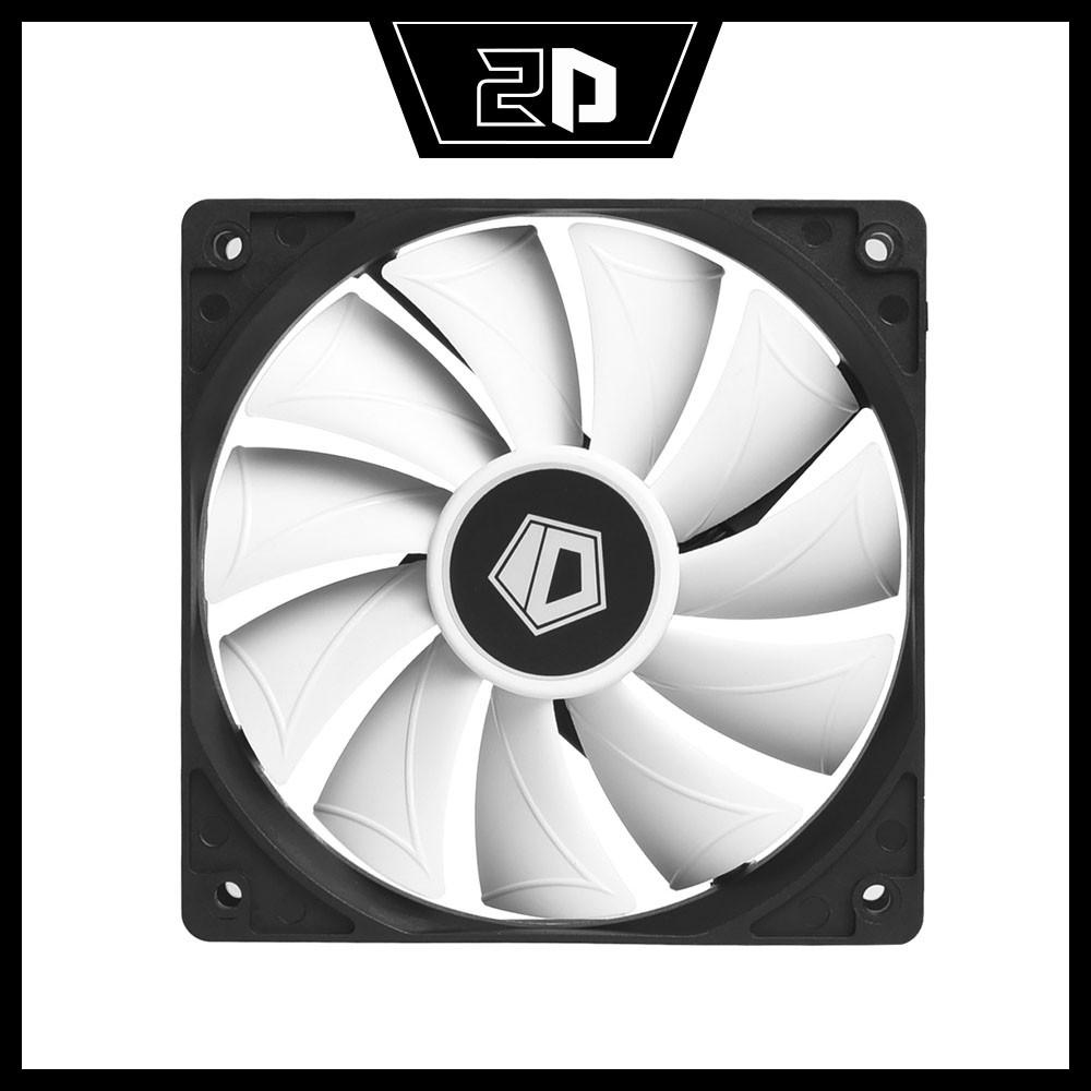 Quạt tản nhiệt ID-Cooling 12cm XF-12025-SD-W (Thổi Case/RAD)