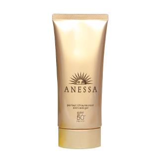 Kem chống nắng Anai Special của Nhật Kem chống nắng Anzesha Gold Tube 90ml Chai chống nắng dạng nước Japanese sunscreen Anai Special sunscreen Anzesha Gold Tube 90ml Bottle of water-based sunscreen