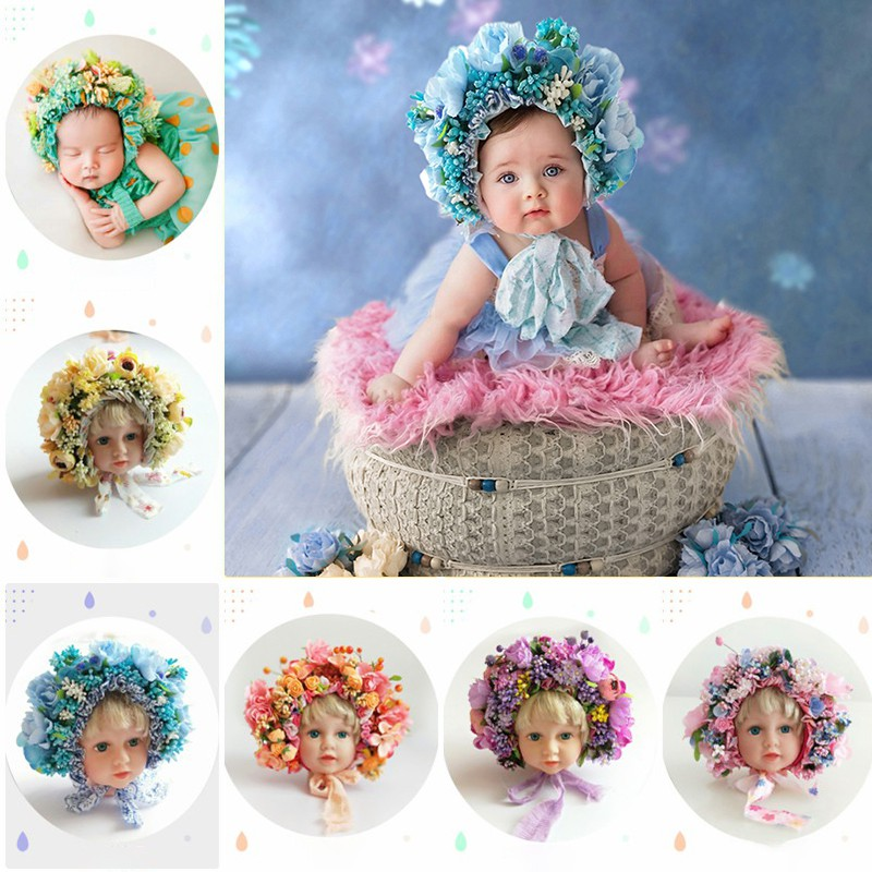 Overseas shipping Europe and America newborn photography props full moon hundred