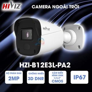 Camera Hiviz HZI-B12E3L-PA2 - Chống nhiễu hình ảnh 3D DNR - Chính hãng - BẢO HÀNH 24 THÁNG thumbnail