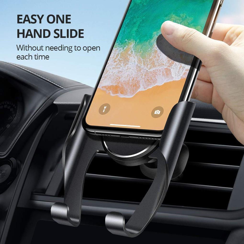 Giá đỡ điện thoại trên xe hơi của hãng VICSEED, hàng xách tay Amazon