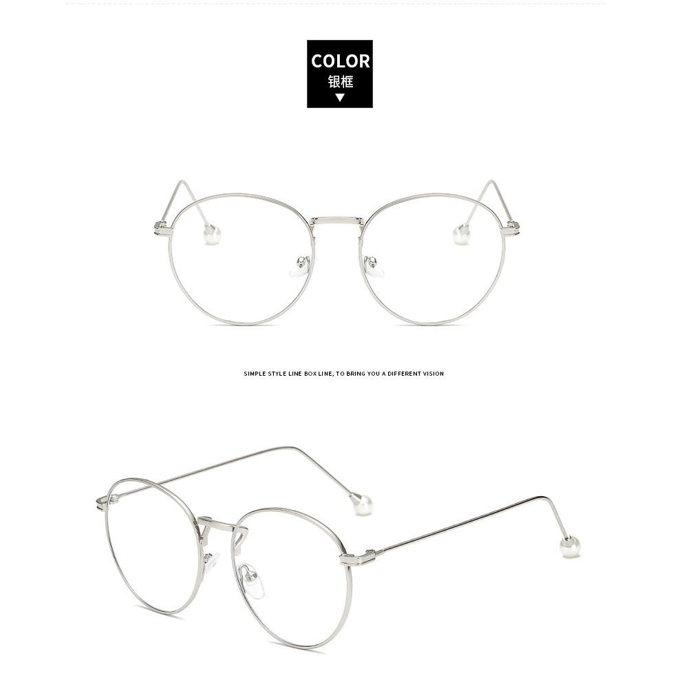 mắt kính thời trang xinh xắn dành cho nữ