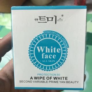 Kem dưỡng trắng da mặt White Face GIÁ SỈ thumbnail