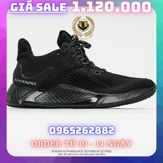 Order 1-2 Tuần + Freeship Giày Outlet Store Sneaker _Adidas AlphaBounce Beyond m MSP 3231M253 gaubeaostore.shop thumbnail