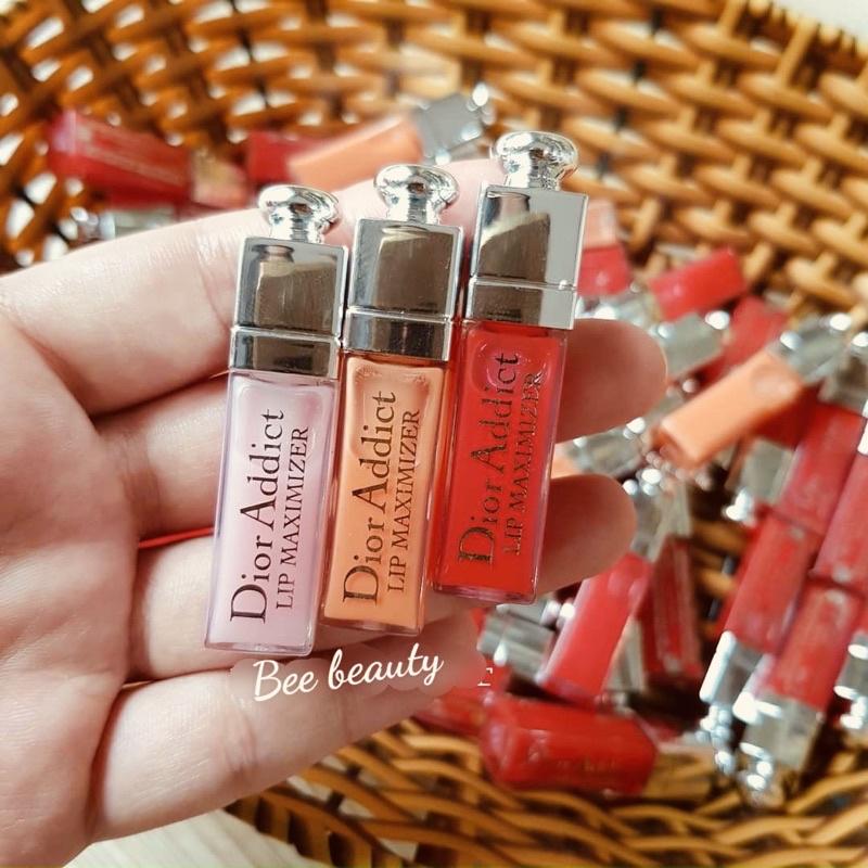 Son dưỡng Dior  Addict Lip Maximizer Minisize Màu 001, 004, 015