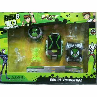 Bộ đồ chơi đồng hồ Ben 10