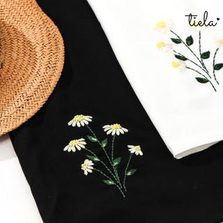 TIELA Chân váy thêu hoa cúc Daisy thumbnail