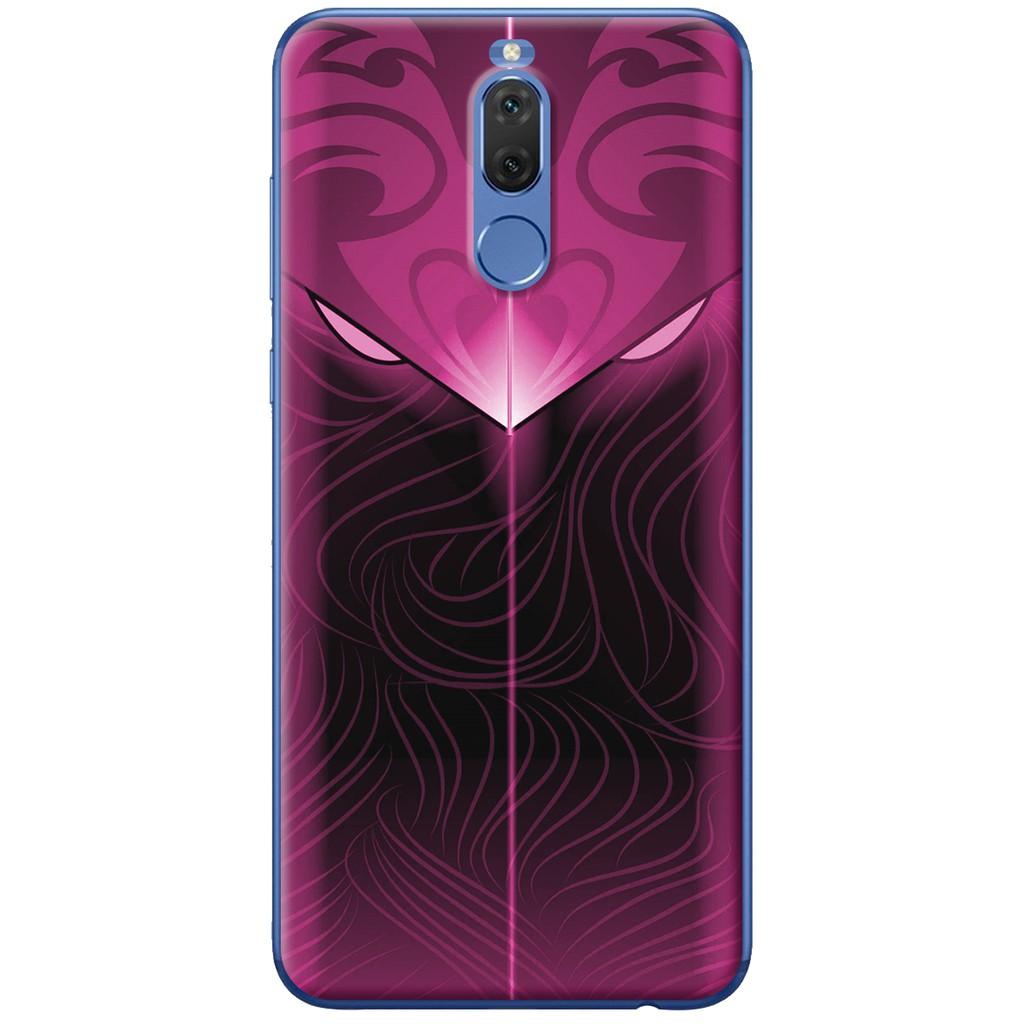 Ốp lưng nhựa dẻo Huawei Nova 2i Mắt phù thủy hồng