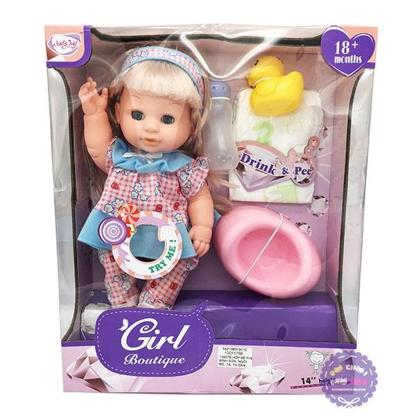 Hộp đồ chơi em bé ngậm bình sữa ngồi bô dùng pin có nhạc - 2782947 , 315198515 , 322_315198515 , 294000 , Hop-do-choi-em-be-ngam-binh-sua-ngoi-bo-dung-pin-co-nhac-322_315198515 , shopee.vn , Hộp đồ chơi em bé ngậm bình sữa ngồi bô dùng pin có nhạc